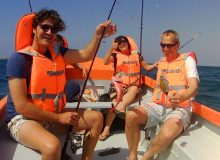 cape verde fishing trip